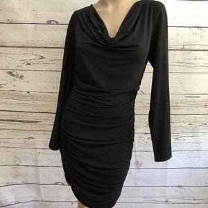 Boston Proper Little Black Dress | Size 12